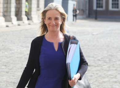 Gemma O'Doherty arriving at the Disclosures Tribunal earlier this year.