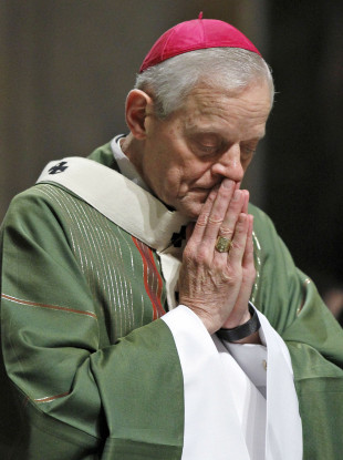 File photo of Wuerl in 2016.