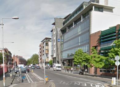 Golden Lane, Dublin