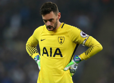 9b555da001b Tottenham captain Lloris charged with drink-driving · The42