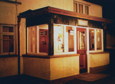 Heights Bar in Loughinisland, Co Down