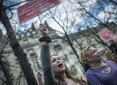 prostitute paris