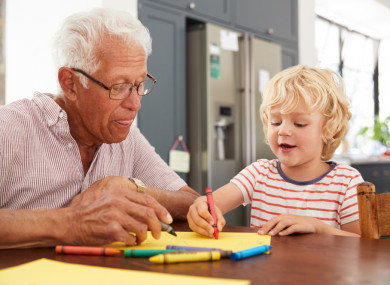 Poll: Do you think grandparents should get cash for helping