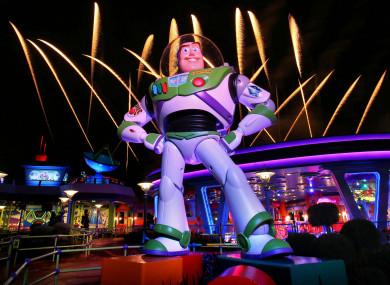 Toy Story Land at Disney's Hollywood Studios.