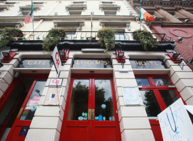 The former Lynam's Hotel in Dublin, which has since become a family hub
