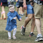 Alannah O'Raferty from Kildare (21 months) from Kildare at Electric Picnic<span class=
