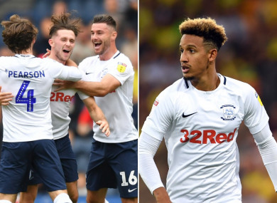 Alan Browne and Callum Robinson scored for the Lilywhites on Saturday.