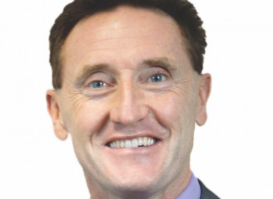 Louth TD Peter Fitzpatrick looks set to run as an independent in the next election.