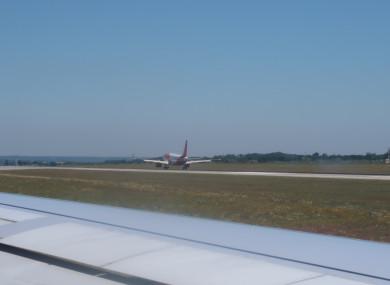 File photo - Lyon Airport