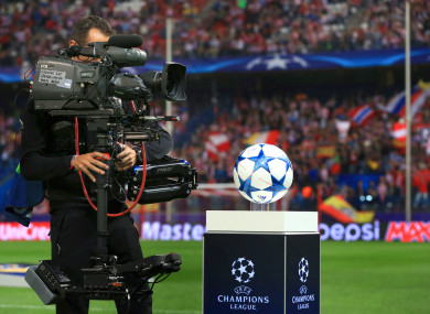 da1a3983be Where can I watch this week s Champions League games on Irish TV