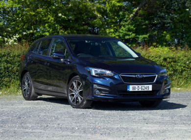 Review: The Subaru Impreza is an exceptionally safe and