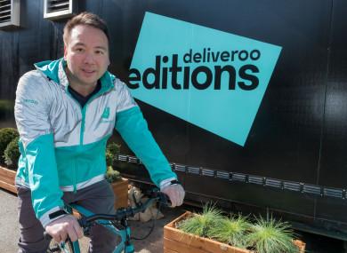 7c604d210603 Dark kitchens and Danny DeVito algorithms  How Deliveroo plans to corner  food deliveries