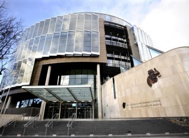 File photo, Central Criminal Court Dublin.