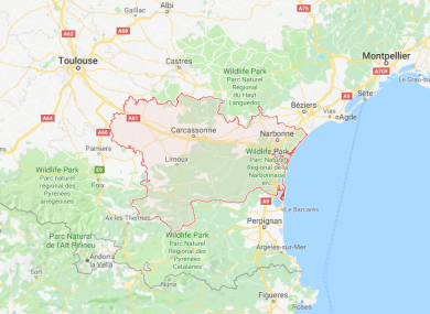 Map Of Areas Of France.Death Toll In French Floods Rises To 13 After Several Months Worth