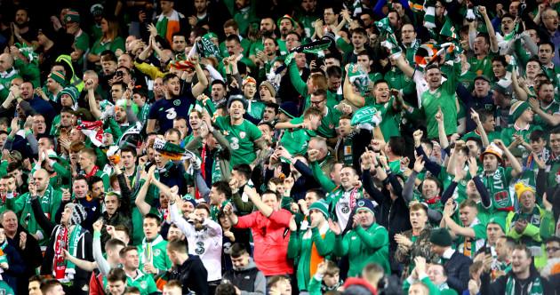 As it happened: Ireland vs Denmark, Uefa Nations League