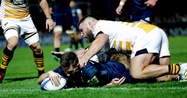 As it happened: Leinster v Wasps, Champions Cup
