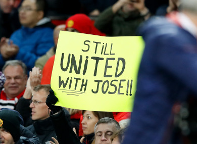 395a1984f Can Jose Mourinho survive  manhunt  after stay of execution  · The42