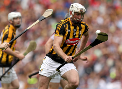 Kilkenny great Michael Fennelly.