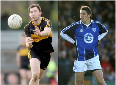 Daithi Casey and David Moran were in opposition today.