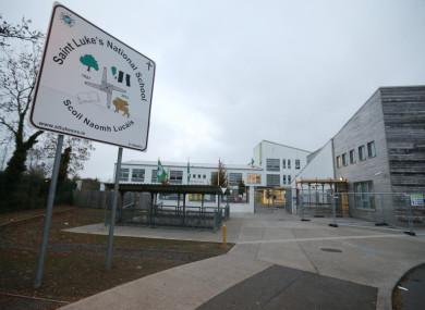 St Lukes National School in Dublin.