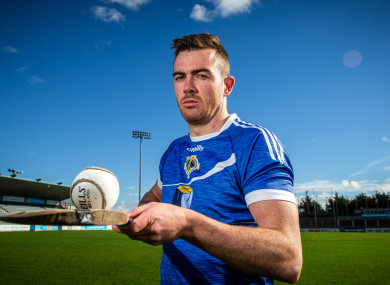 Simon Lambert will be in action in next Sunday's Dublin county senior hurling final.