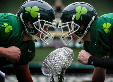 College football returns to Ireland in 2020 and will do so for a five-year series.