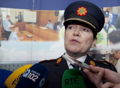 Former Garda Commissioner Noirín O'Sullivan