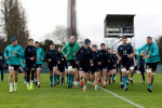 Schmidt to give Ireland's wider squad opportunities against the USA