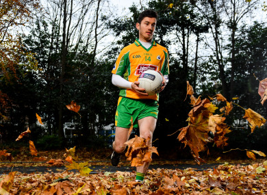 Ian Burke will be in action for Corofin in Sunday week's Connacht final.