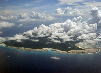 The inhabitants of North Sentinel Island have been there for millenia.