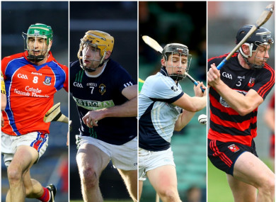 Big day of action for St Thomas, Liam Mellows, Na Piarsaigh and Ballygunner.