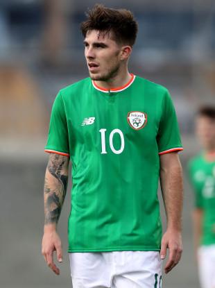 Manning has been a regular in the Ireland U21s over recent seasons.