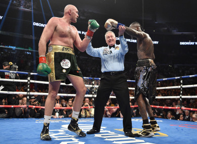 Deontay Wilder and Tyson Fury have been cleared by the WBC to engage in an immediate rematch.