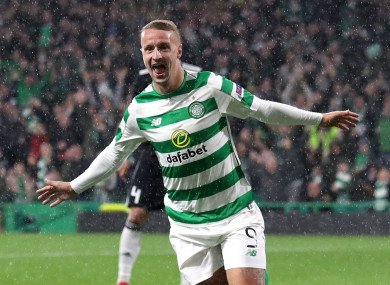 Leigh Griffiths (file pic).