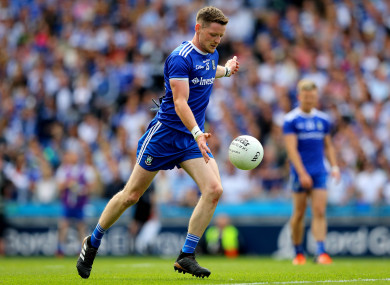Conor McManus has won All-Stars in 2013, 2015 and 2018.