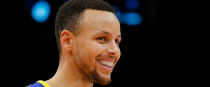 Golden State Warriors star Steph Curry.