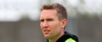 Eddie Brennan is in his first year in charge of the Laois footballers.
