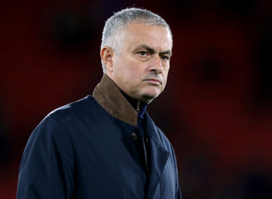 Jose Mourinho has been sacked by Manchester United after two-and-a-half years in charge.