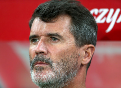 Roy Keane says the Manchester United players treated Jose Mourinho with disrespect.