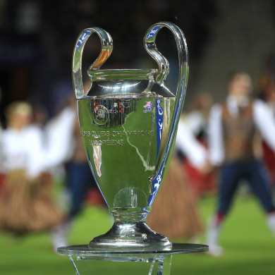Champions League (file pic).