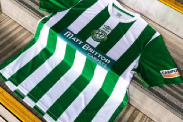 9dca0a210edd6 Stripe for the picking: Bray return to traditional kit for 2019 · The42