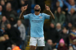 Raheem Sterling rounds off difficult few days with Premier League award
