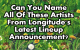 Can You Name All Of These Artists From Longitude's Latest Lineup Announcement?
