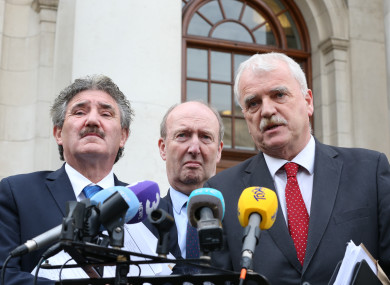 Members of the Independent Alliance are to abstain on a vote on the Occupied Territories Bill today.