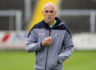 Anthony Cunningham: new boss will prepare for clash with native Galway.