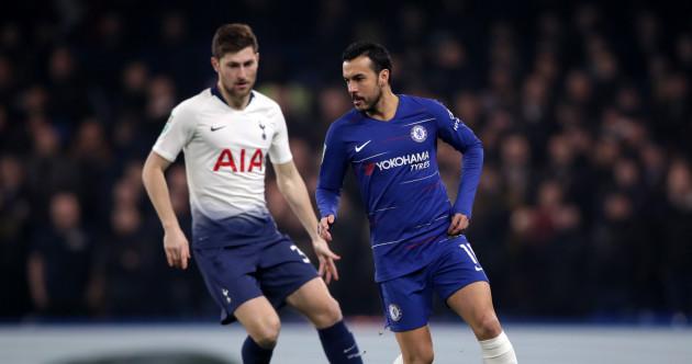 As it happened: Chelsea v Tottenham, Carabao Cup semi-final second leg
