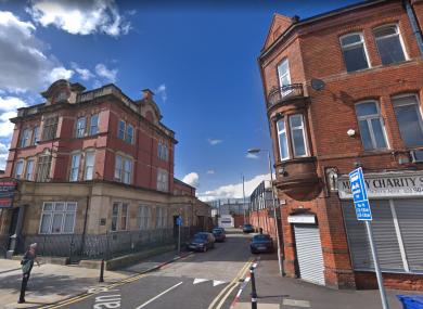 Cluan Place, East Belfast