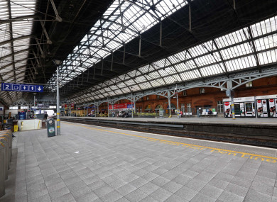 Pearse st station closure