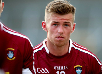 Westmeath's Ger Egan was once again impressive in his side's dramatic win over Offaly.