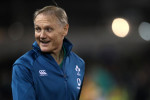 'Accidental coach' Schmidt 'not really' interested in the All Blacks jobs